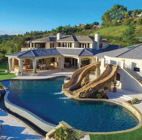 ngôi biệt thự có giá triệu đôla