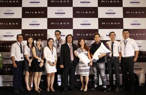 Mỹ nhân Việt hội tụ tại show thời trang tóc của Milbon