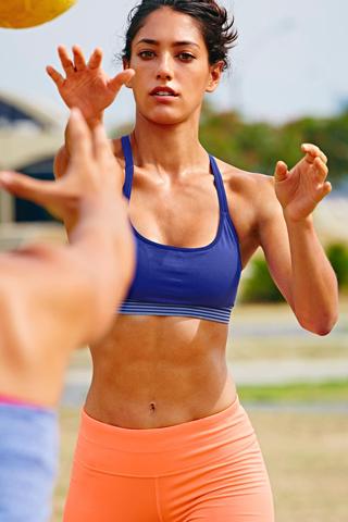 5 nữ vận động viên thể thao nóng bỏng của Olympic Rio 2016