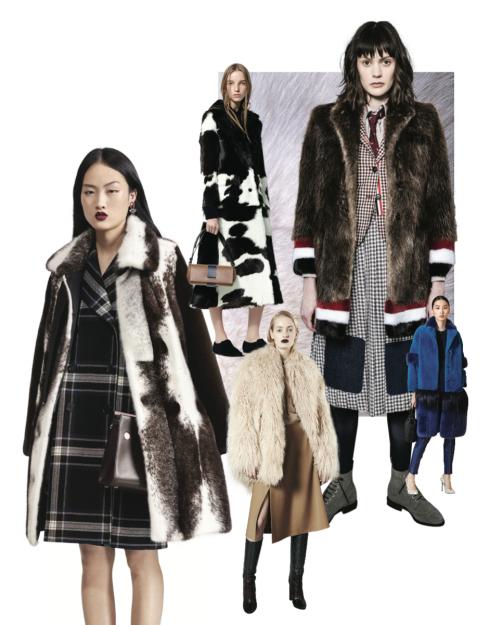 Xu hướng thời trang thu đông 2016: Áo khoác mùa Thu