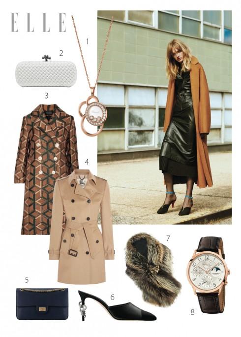 Xu hướng áo khoác nữ Thu Đông 2016 áo khoác nữ kinh điển