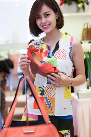 Nine West Combo Store khai trương tại Saigon Centre
