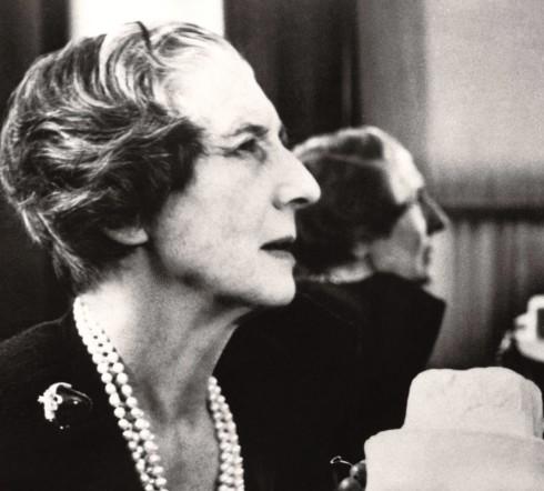 """Nữ thiết kế trang sức """"La Panthère"""" Jeanne Toussaint"""