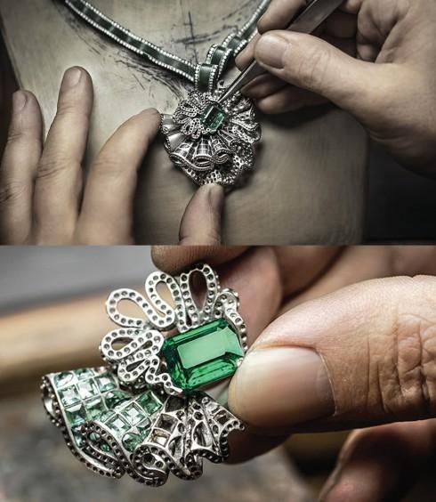 Những thiết  kế trang sức của Victoire de Castellance