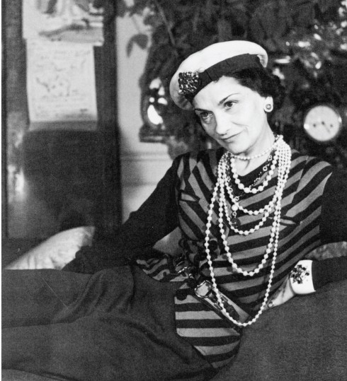 Nữ thiết kế trang sức Coco Chanel