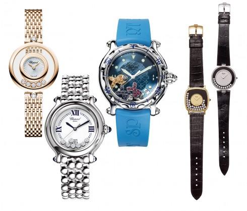 Các mẫu đồng hồ tinh xảo của Chopard