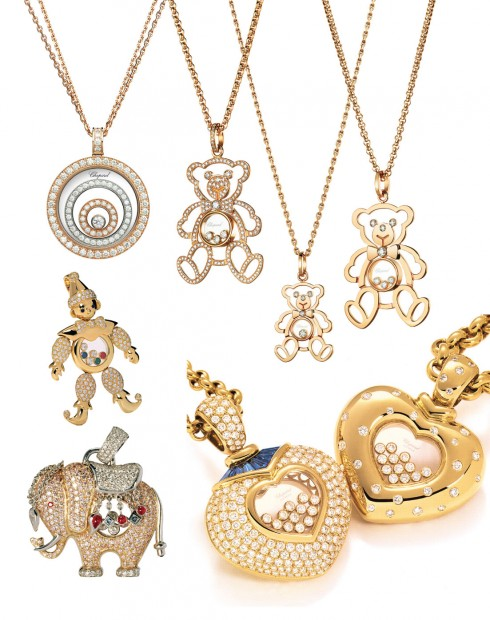 Biểu tượng Happy Diamonds qua 40 năm đã không ngừng biến hóa, nhưng vẫn luôn tôn vinh những dấu ấn và sức mạnh cá nhân.Dòng nữ trang Happy Diamonds của Chopard với những viên kim cương không ngừng chuyển động thể hiện tinh thần tự do, độc lập và phóng khoáng.