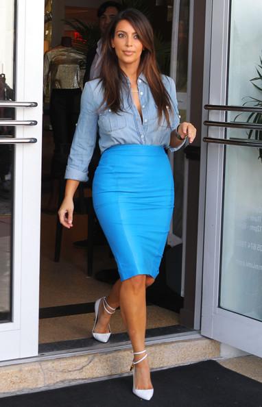 kim kardashian - elle 8