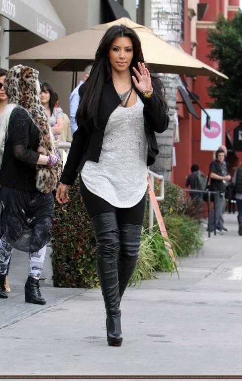 kim kardashian - elle 10