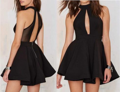 mẫu váy đẹp - elle 4