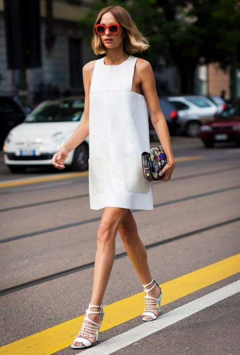 mẫu váy đẹp - elle 13
