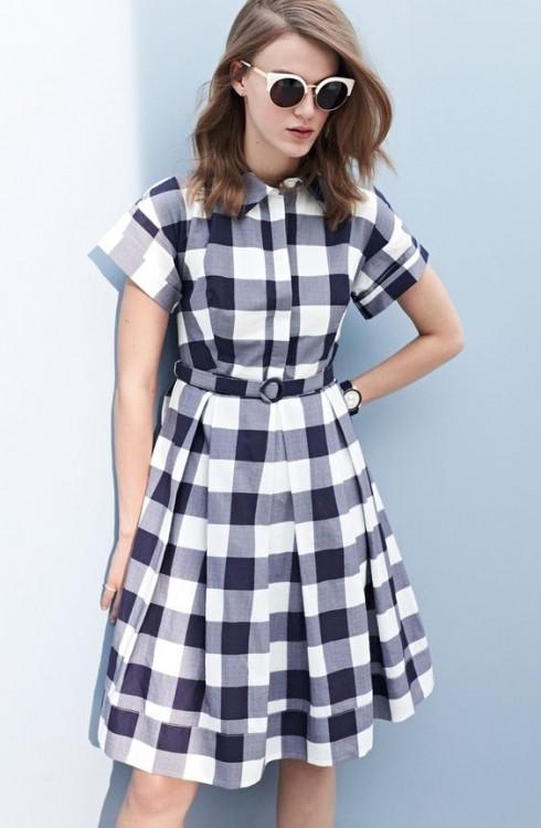 mẫu váy đẹp - elle 19