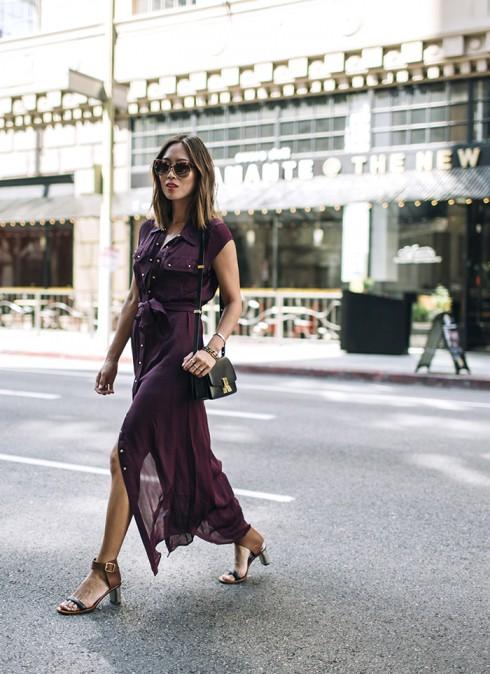 mẫu váy đẹp - elle 20