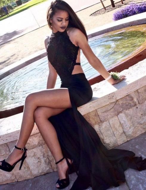 mẫu váy đẹp - elle 1