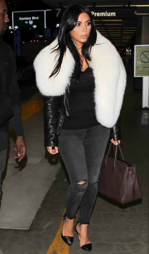 kim kardashian - elle 15