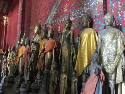 Chùa cổ nhất chùa Xiêng Thong