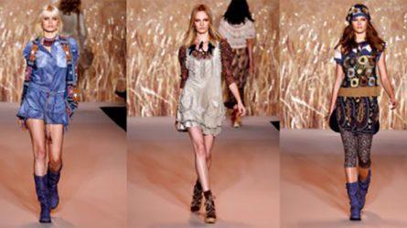 5 kiểu giày phù hợp với phong cách thời trang boho chic