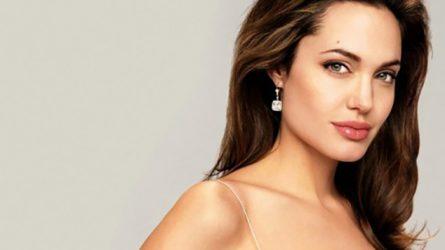 5 bí quyết làm đẹp của nữ minh tinh Angelina Jolie