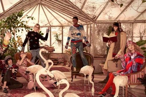 Gucci Pre-Fall 2016 Advertising Campaign 2