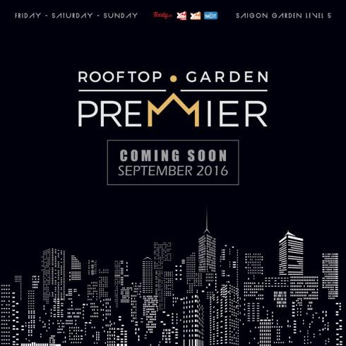 Rooftop Garden Premier