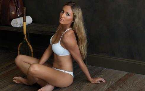 Nữ vận động viên tennis gợi cẩm Gisela Dulko