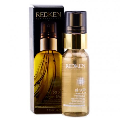Dầu argan của Redken, sản phẩm yêu thích của Alex Morgan