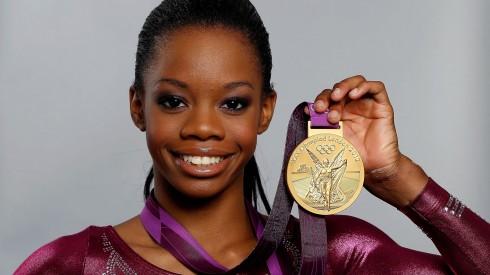 Nữ vận động viên thể dục dụng cụ Gabby Douglas