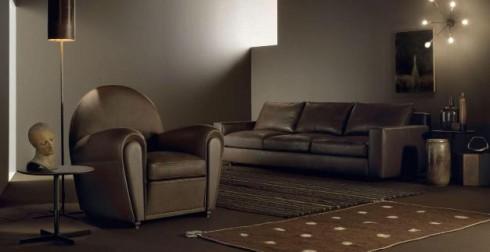 nội thất Ý- sofa và ghế bành
