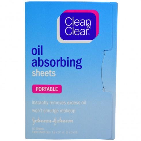 Bí quyết làm đẹp của Hope không quá đắt đỏ. Giấy thấm dầu của Clean & Clear là sản phẩm có giá rẻ nhất trong danh sách này.
