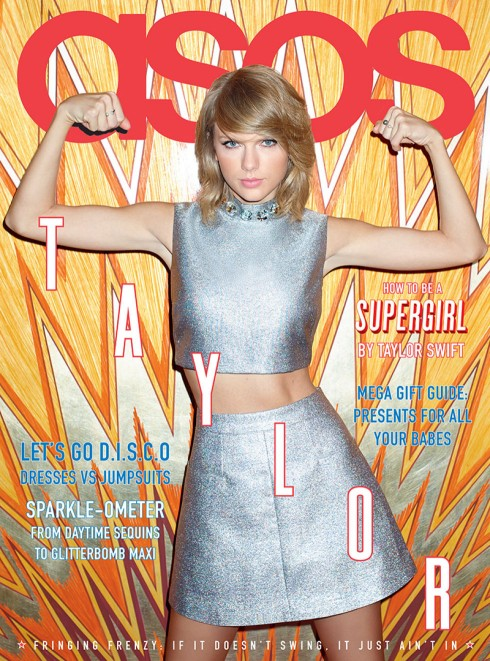 Thời trang online ASOS - Taylor Swift