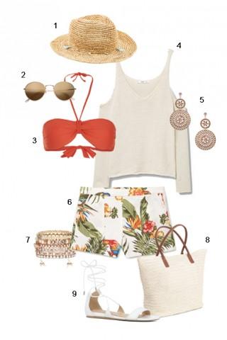 ELLE Style Calendar: Bikini cuối Hè (15/08 – 21/08)