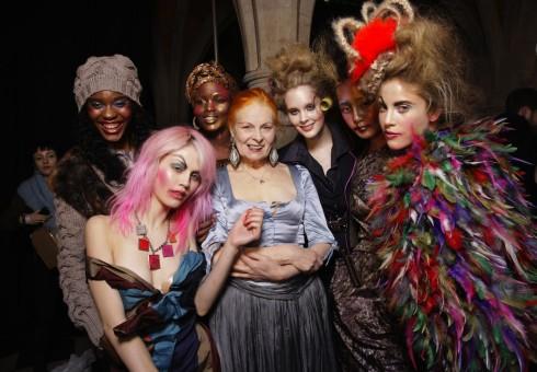 Vivienne Westwood - thời trang là duyên nợ