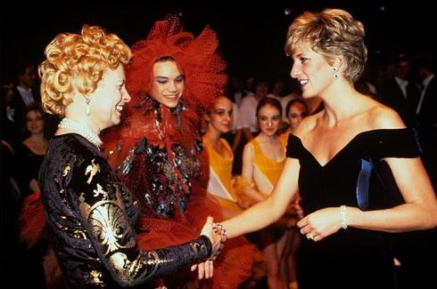 Vivienne Westwood và Công nương Diana