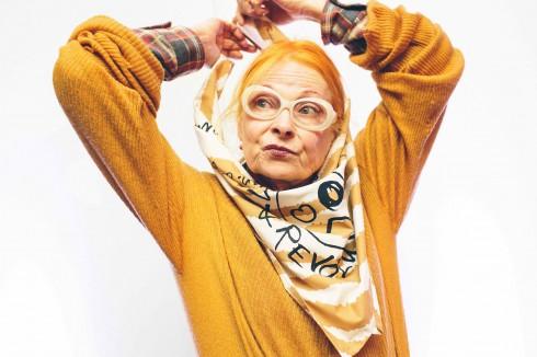 Vivienne Westwood -ảnh chân dung
