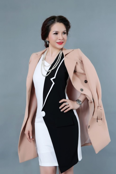 Những nhan sắc nổi bật nhất cuộc thi Hoa hậu Doanh nhân Người Việt Châu Á 2016 - Lê Thanh Thúy