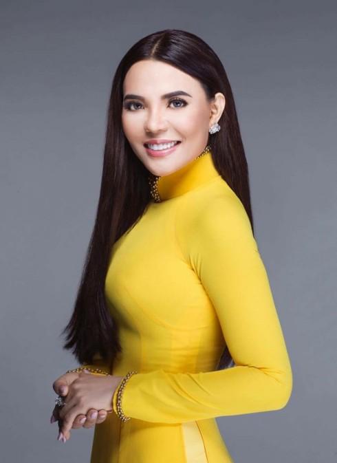 Những nhan sắc nổi bật nhất cuộc thi Hoa hậu Doanh nhân Người Việt Châu Á 2016 - Mai Thị Huyền Trang