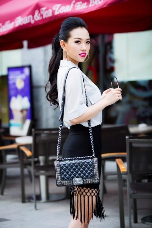 Những nhan sắc nổi bật nhất cuộc thi Hoa hậu Doanh nhân Người Việt Châu Á 2016 - Vũ Nguyễn Thùy Linh