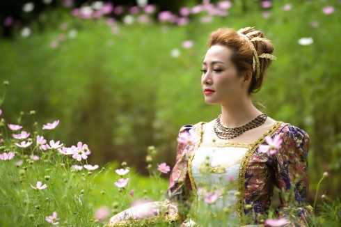Những nhan sắc nổi bật nhất cuộc thi Hoa hậu Doanh nhân Người Việt Châu Á 2016 - Lê Thị Thanh Nga