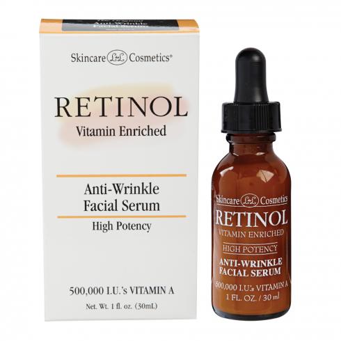 Loại serum được bào chế với thành phần retinol sẽ giúp thúc đẩy quá trình đổi mới tế bào và làm sáng da,