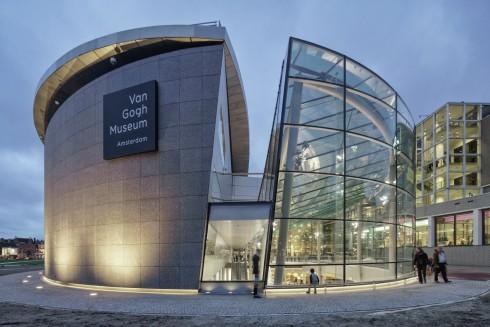 Van Gogh Museum -Amsterdam