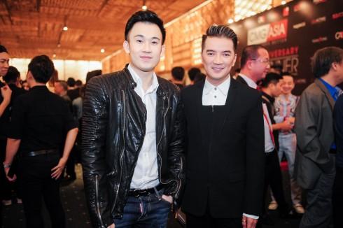 Đại tiệc kỷ niệm 9 năm của Tập đoàn CMG.ASIA - Đại tiệc của người nổi tiếng - Dương Triệu Vũ - Đàm VĨnh Hưng