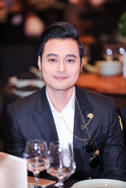 Đại tiệc kỷ niệm 9 năm của Tập đoàn CMG.ASIA - Đại tiệc của người nổi tiếng- Quang Vinh