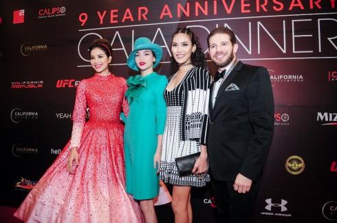 Đại tiệc kỷ niệm 9 năm của Tập đoàn CMG.ASIA - Đại tiệc của người nổi tiếng