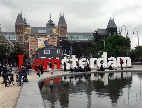 Mô hình chữ trở thành biểu tượng du lịch của thành phố