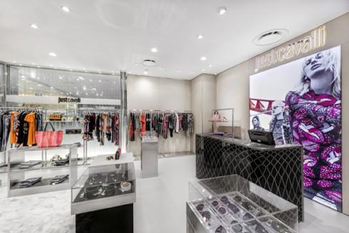 DAFC khai trương cửa hàng thời trang Just Cavalli tại TTTM Takashimaya Saigon