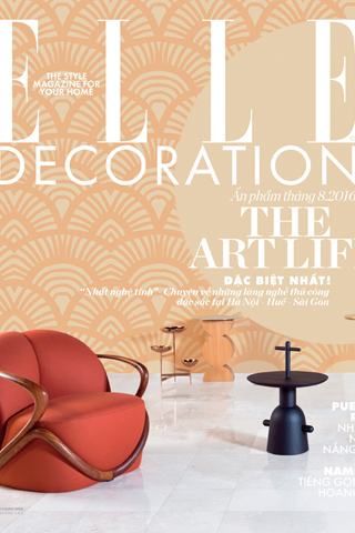 ELLE Decoration 9: The Art Life
