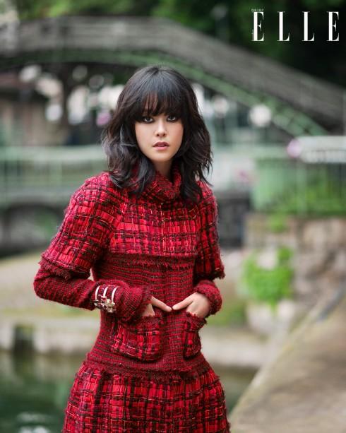 Người mẫu Mae Lapres