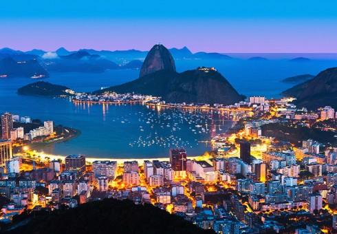 Ngắm Rio de Janeiro từ trên cao