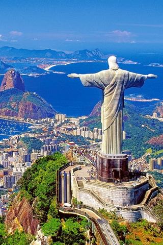 Du lịch Brazil để tới Rio de Janeiro thơ mộng