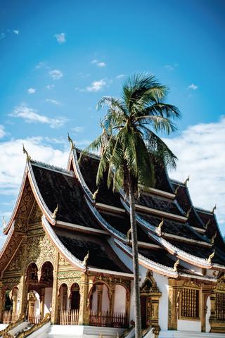 Du lịch Lào: Trốn nắng ở Luang Prabang